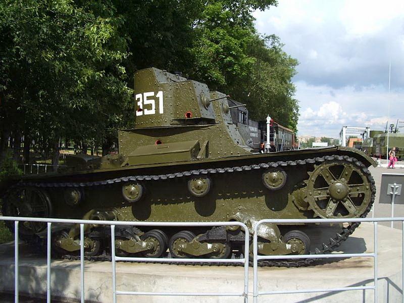 T-26 Model 1931 1