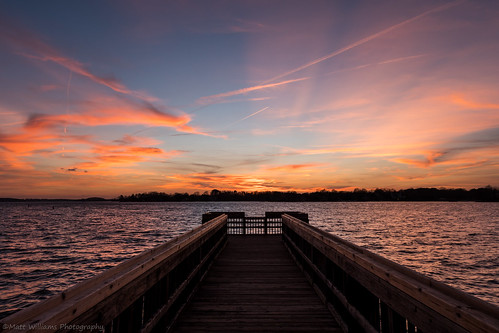 Lake Norman Sunset | by Matt Williams Gallery