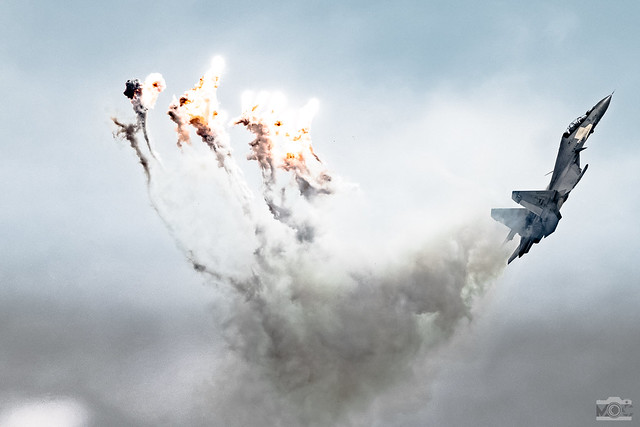 Royal Malaysian Air Force (RMAF) - Sukhoi Su-30MKM M52-12 @ Singapore
