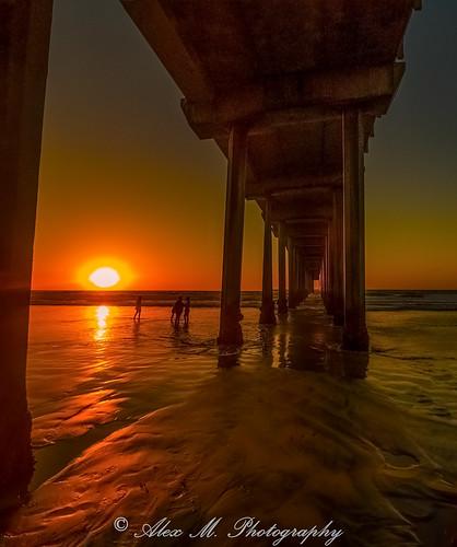 california unitedstates us sandiego lajolla sunrisesunset sunset beach