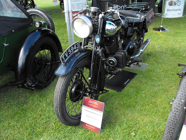 Brough Superior SS80 De Luxe - TV 5943