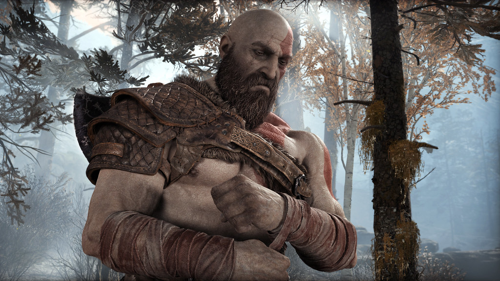 God of War (PS4) on PS4