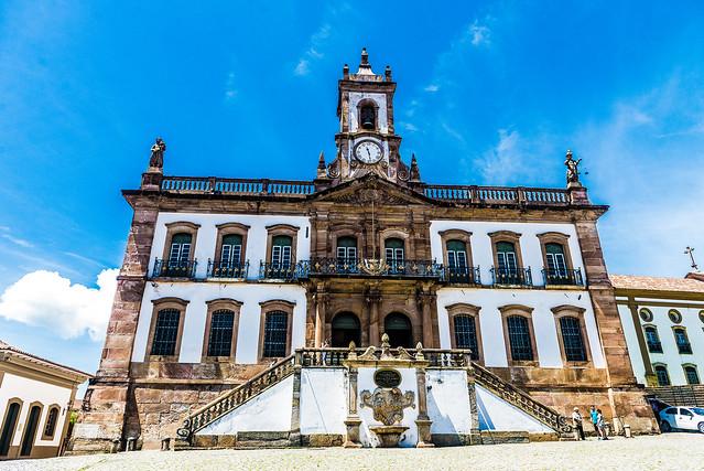 Museu da Inconfidência, Ouro Preto, MG