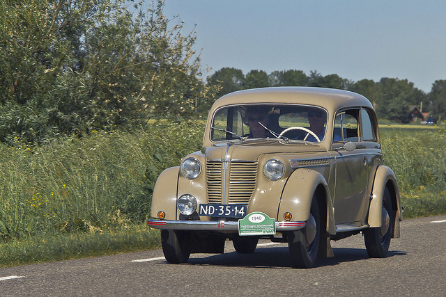 Opel Olympia Limousine 1940 (1743)