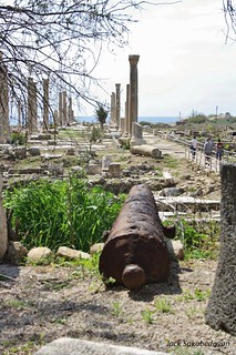 Tyr, Ruins from Phoenician times