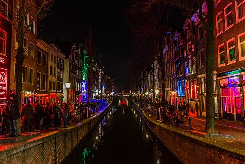 Red Light District in Amsterdam | by not4rthur