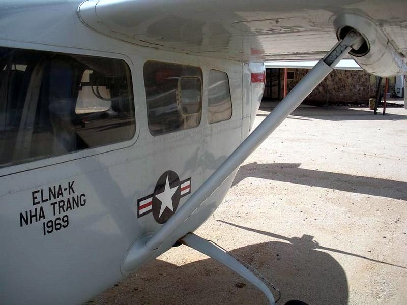 Cessna O-2A Skymaster 8