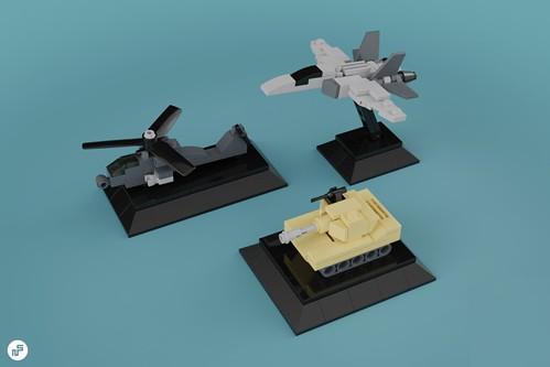 Tiny War Machines