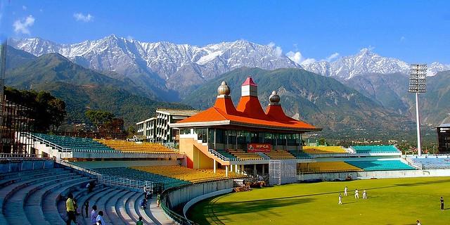 Dharamshala-Stadium Sightseeing