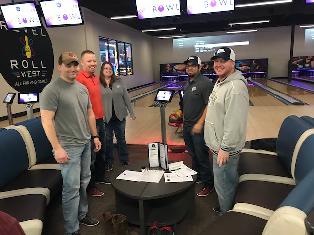 This event was for the Big Brothers Big Sisters event here in Kalamazoo-