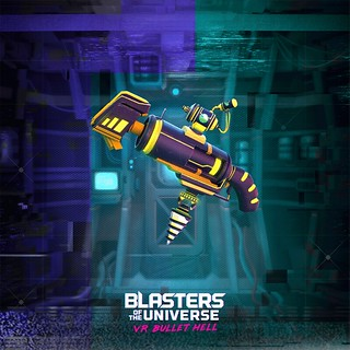 Blasters of the Universe for PS VR (gif) | by PlayStation.Blog