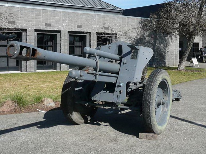 10.5cm le FH 18 Field Howitzer 1