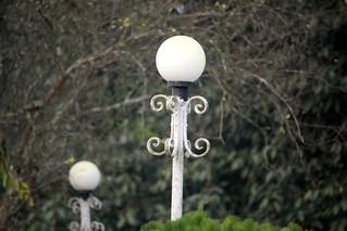 Ancient lamp..