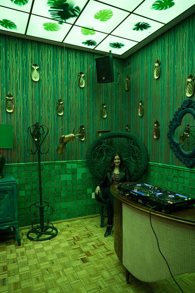Hotel Casa Awolly Green Room Nan Palmero Flickr