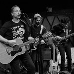 Wed, 03/01/2018 - 8:08am - Longtime faves Calexico live from Rockwood Music Hall in New York City on WFUV Public Radio, 1/3/18. Hosted by Alisa Ali. Photo by Gus Philippas/WFUV