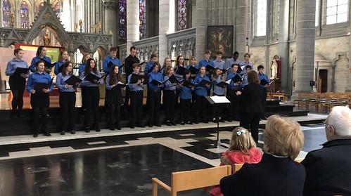 Framlingham College Choir Tour - France & Belgium 2018