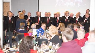 Legends Hospitality | by Cardiff Male Choir