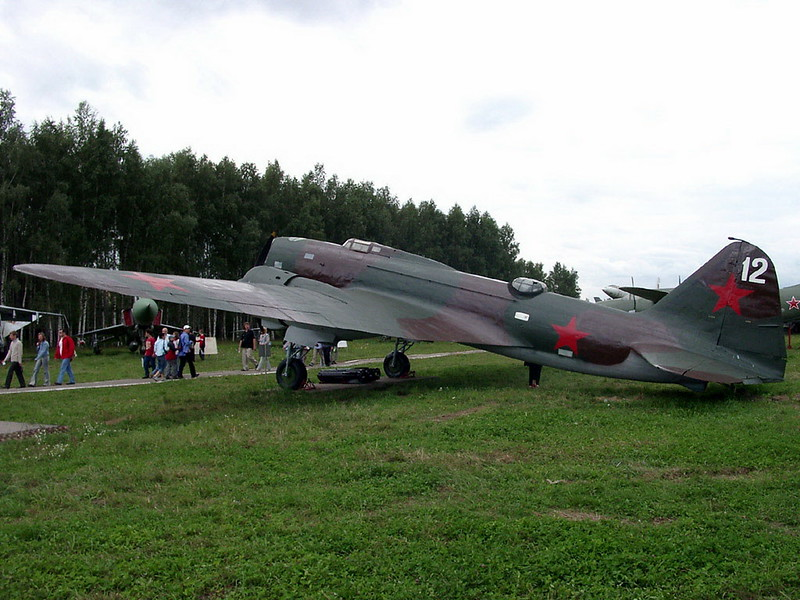 伊尔DB-3 6