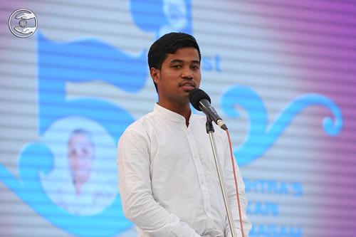 Sagar Ingawale from Chiplun, expresses his views
