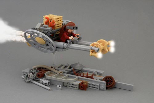 Civilian Speeder Bike 'Chariot'