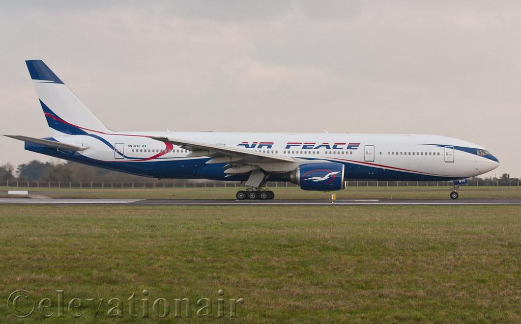 Air peace 777-300