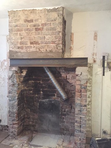 plastercore.co.uk Fireplace Before-2 | by PlastercoreUK