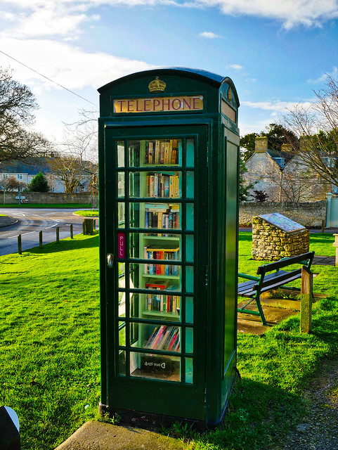 Worlds smallest Library (possibly)