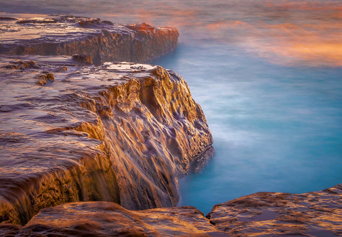 california sandiego lajolla hospitalsbreak sunrise longexposure mysticalmorninglight pixelmama