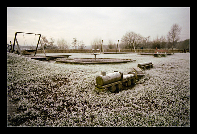 FILM - The frost train