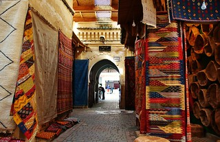 Fes Souk, #Morocco | by Giannis Pit