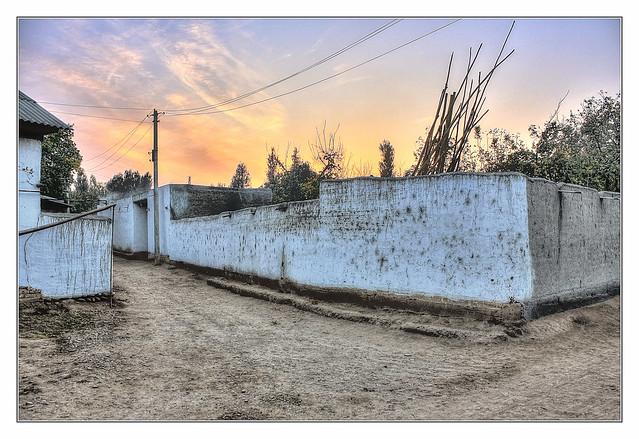 Margilan UZ - Village 01