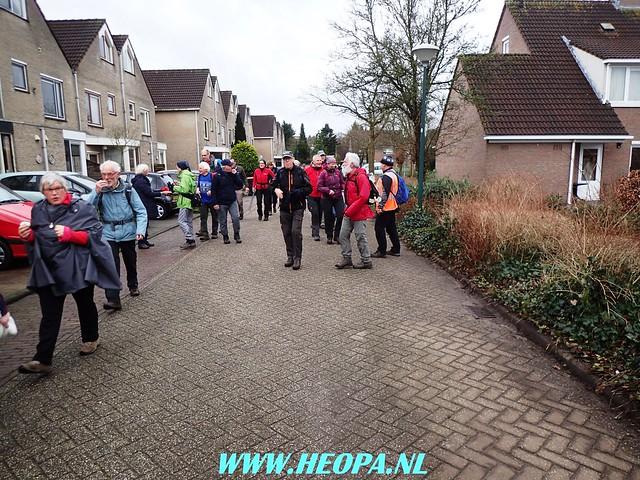 2018-01-31 Natuurtocht Soest  25 Km   (10)