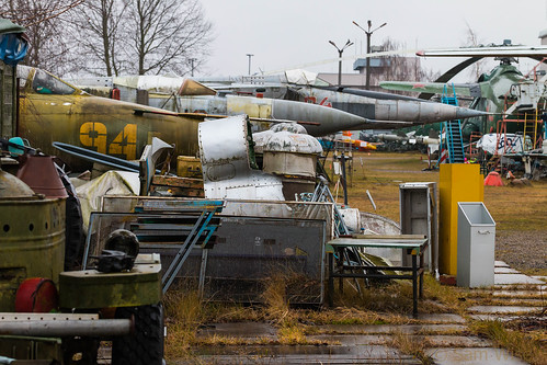 Riga Aviation Museum | by Sam Wise