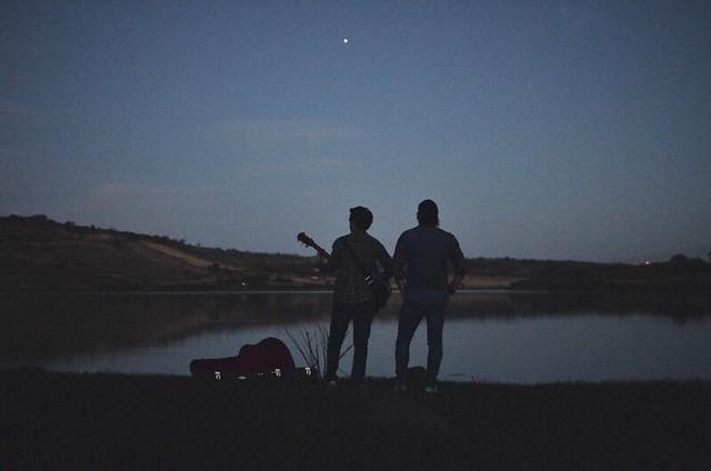 Music, Lake & Moon (2016)