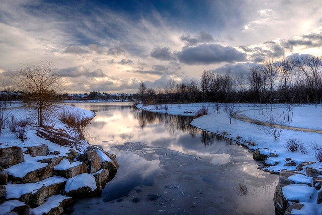 Late Winter's Snowy Vengeance