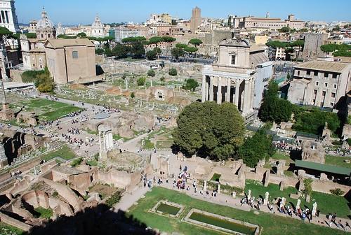 2017 roma rome italia italy patrimoniodelahumanidad worldheritage ruina europeanunion europe