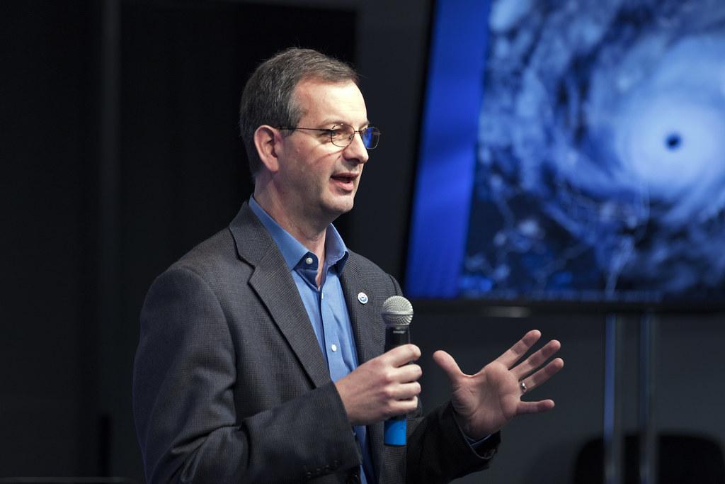 GOES-S NASA Social: Joe Pica