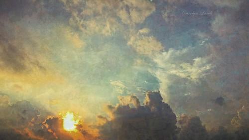 carolynlandi usa northampton pennsylvania lehighvalley northamptonpa nature skies clouds texture sun fire sunlight sunshine burst ngc npc coth5 texturebybefunky befunky