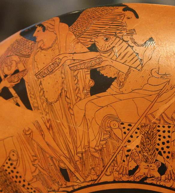 An Attic Red-figure Kylix by the Potter Sosias