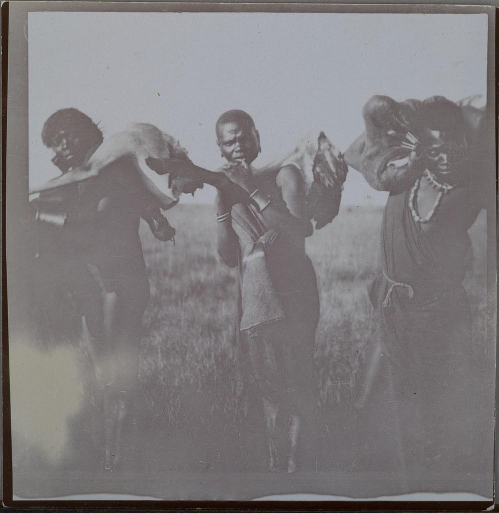 Kenia dating metsästäjät