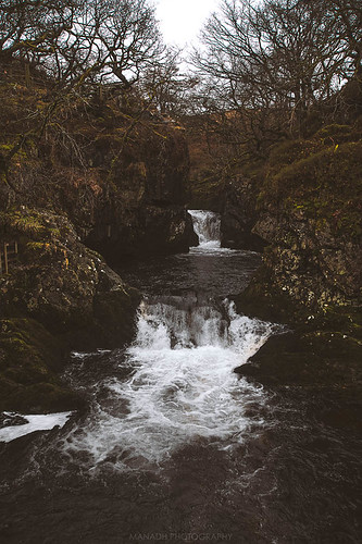 Ingleton Waterfall Trail | by Manadh
