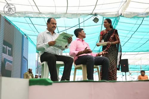 A play on Sewa Dal activities
