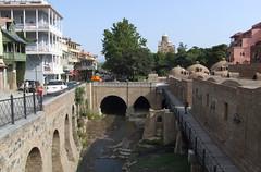 Public baths near Samarkhakhevi River, 28.08.2013.