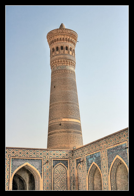 Bukhara UZ - Kalon Minaret