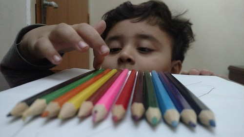 Counting The Colors