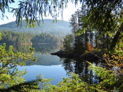 lake canada cowichanvallery