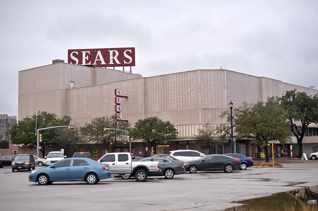 Sayonara Sears - Houston,Texas