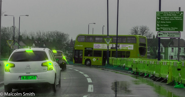 A Wet Day At Whipps Cross