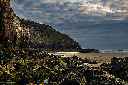 southwestcoast coastallandscape rocks pentaxkr pentax pentaxdal