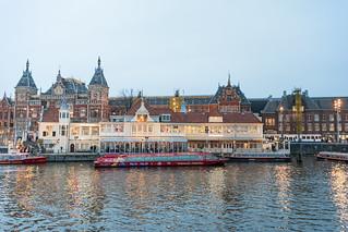 Bahnhof Amsterdam | by dronepicr